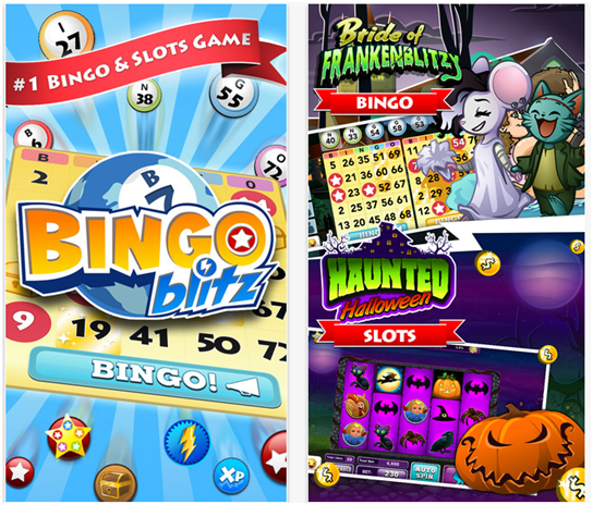 Bingo Blitz App