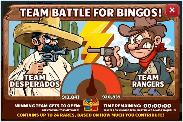Bingo showdown games to play