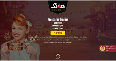 How to play bingo at Slots Capital casino?