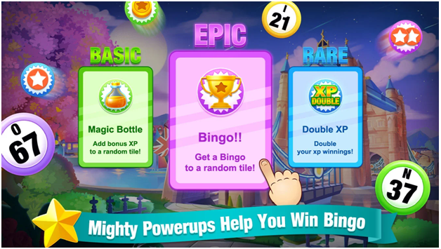 Bingo 2021 game app