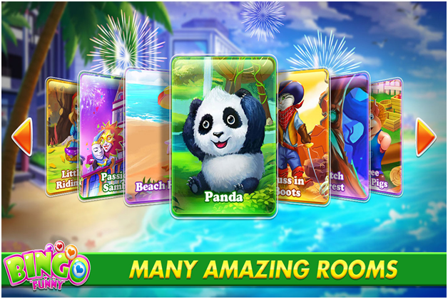 Bingo Funny Game App